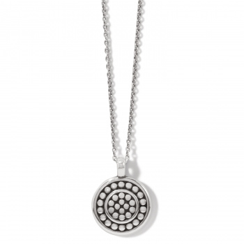 Pebble Pebble Round Reversible Petite Necklace