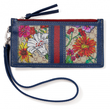Fashionista Field Of Love Card Pouch