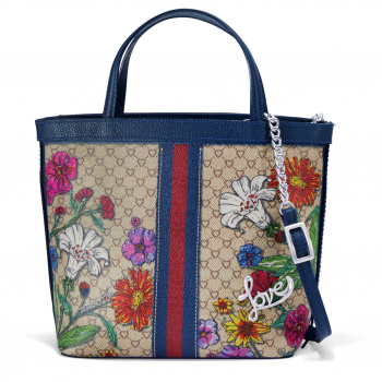 Fashionista Field Of Love Tote