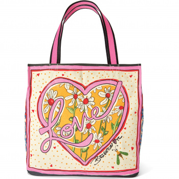 Fashionista Love Bug Tote