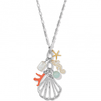 Paradise Cove Charm Necklace