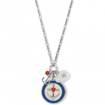 Anchor Bay Charm Necklace