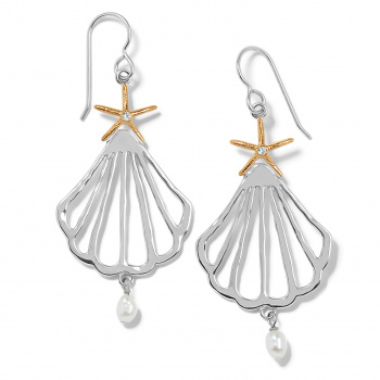 PARADISE COVE Paradise Cove Trio French Wire Earrings