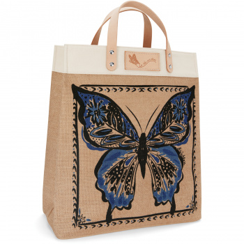 Artful At Heart Butterfly Dreams Tote