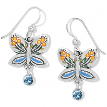 GARDEN WING Garden Wings French Wire Earrings