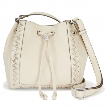 Arden Cross Body Drawstring Bag