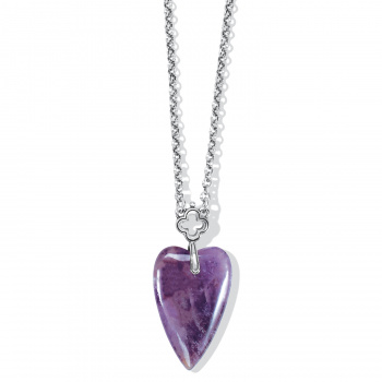 Toledo With Love Amethyst Necklace