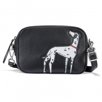 Patch Dalmatian Camera Bag