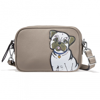 Stitch Bulldog Camera Bag