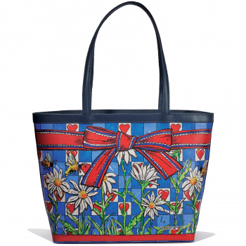 Bee Happy Large Tote