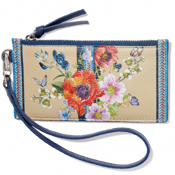 Blossom Hill Card Pouch