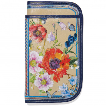 Blossom Hill Double Eyeglass Case