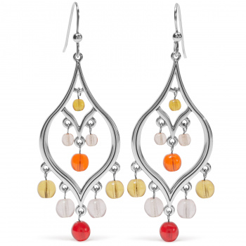 Prism Light Prism Lights Fire French Wire Earrings