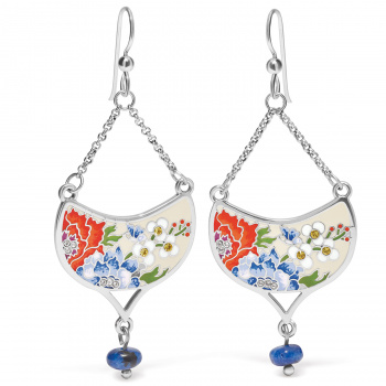 Blossom Hill Drop French Wire Earrings