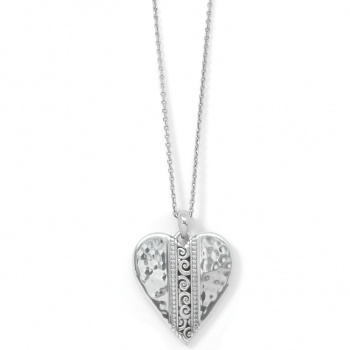 Mingle Adore Heart Necklace