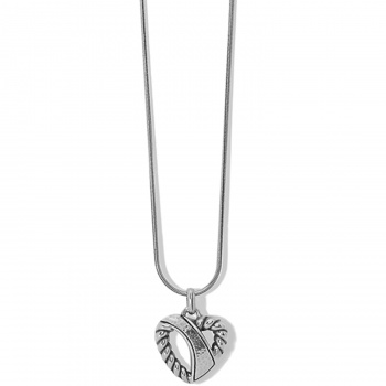 Taylor Heart Pendant Necklace