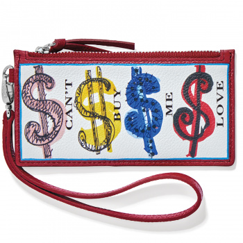 Headlines Card Pouch