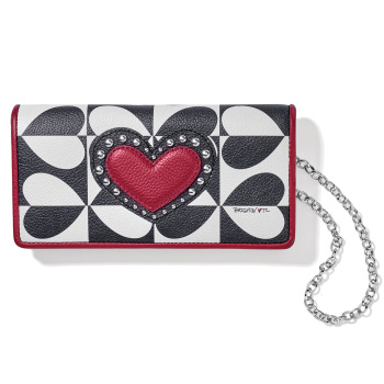 The Look Of Love Large Wallet