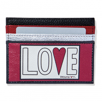 Look Of Love Card Case