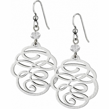 Skribbel French Wire Earrings