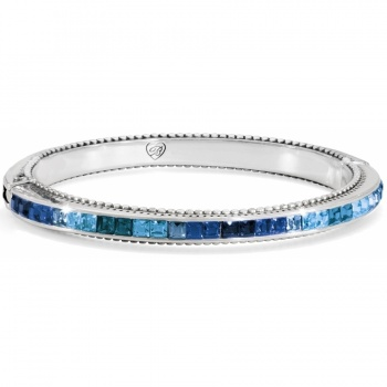 Spectrum Hinged Bangle