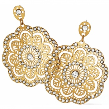 Bella Lace Bella Lace Post Drop Earrings