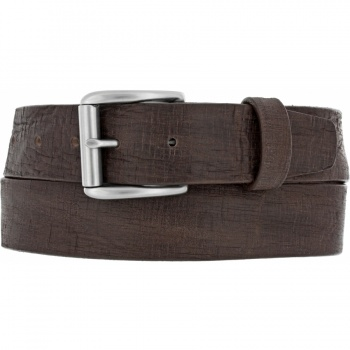 Detroit Roller Buckle Belt