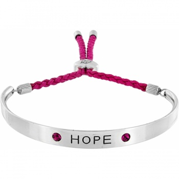 Color Cast Colorcast Hope Bracelet