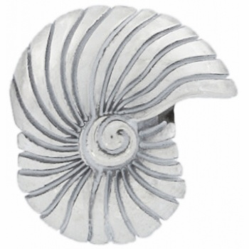 Sea Shell Stopper Bead