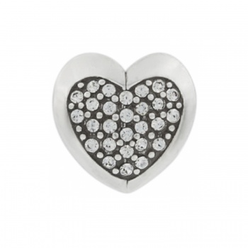 Eternal Heart Stopper Bead