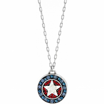 Americana Star Necklace