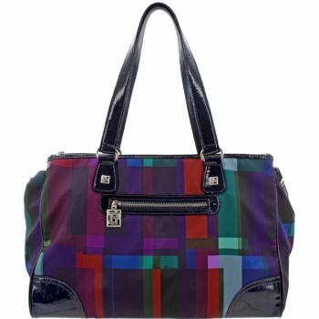 Colorbox Fletcher Two-Zip Tote