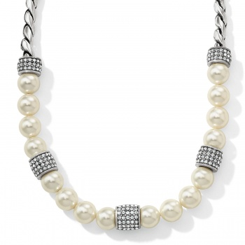Meridian Pearl Necklace