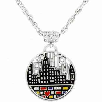 Fashionista City Long Necklace