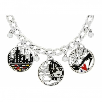 Fashionista City Necklace