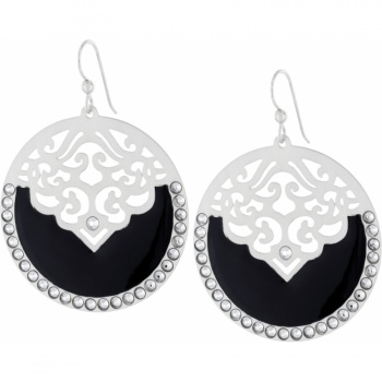 Velveteen Statement Earrings