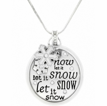Snow Day Snow Day Necklace