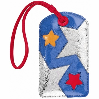 Fashionista Stars Luggage Tag
