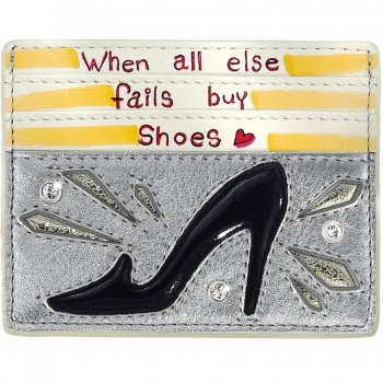 Fashionista Stiletto Card Case