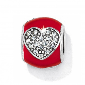 Blissful Hearts Bead