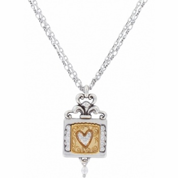 Heroic Heart Necklace