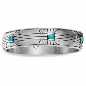 Indie Etched Bangle