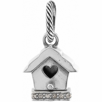 Luv Nest Birdhouse Charm