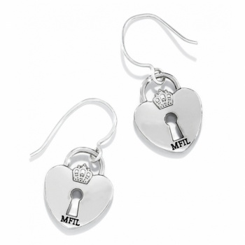 Queen Of Hearts Queen Of Hearts French Wire Earrings