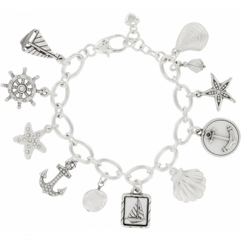 Anchors Away Charm Bracelet