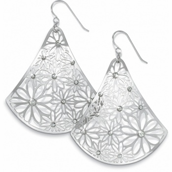 Trillion French Wire Earrings