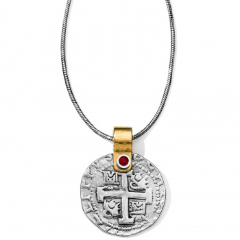 Devotion Doubloon Necklace