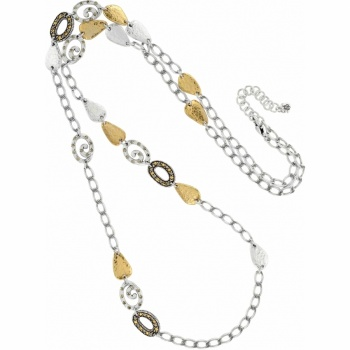 Melange Long Necklace