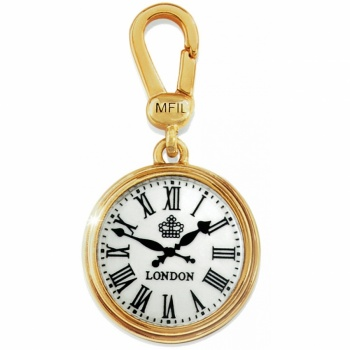 MFIL Charms London Time Charm
