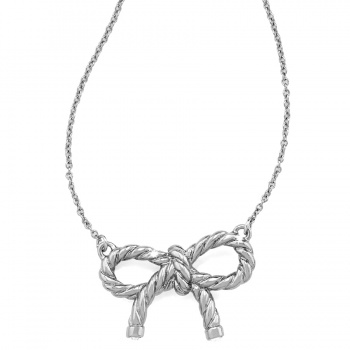 Covington Bow Necklace
